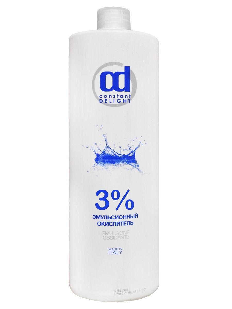Constant Delight Окислитель Emulsione Ossidante 3% Эмульсионный, 1000 мл