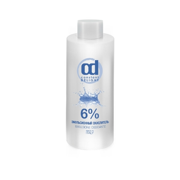 Constant Delight Окислитель Emulsione Ossidante 6% Эмульсионный, 100 мл
