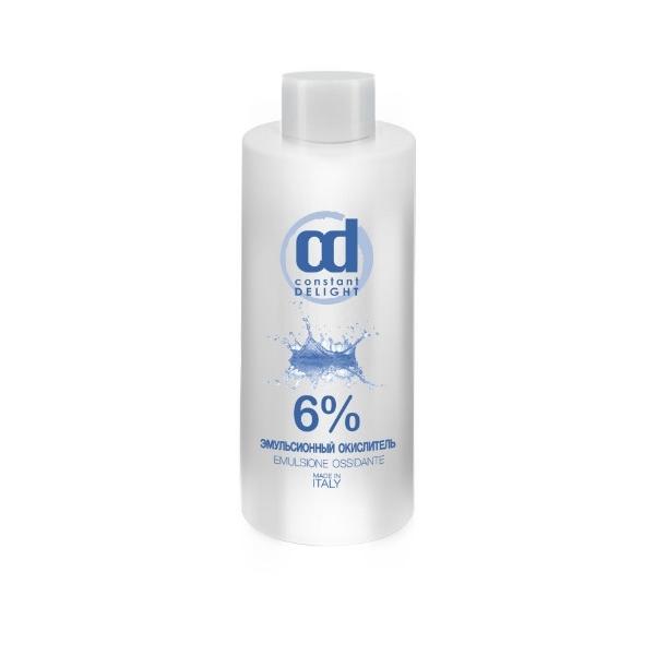 Constant Delight Окислитель Emulsione Ossidante 6% Эмульсионный, 100 мл цена и фото