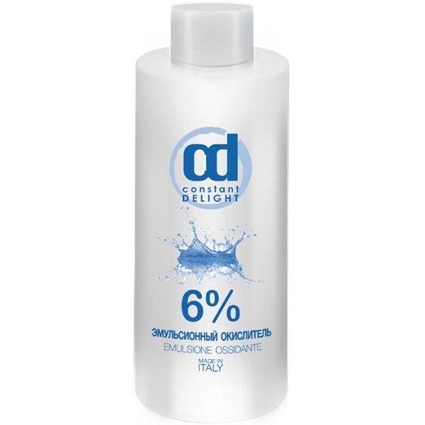 Constant Delight Окислитель Emulsione Ossidante 6% Эмульсионный, 100 мл недорого