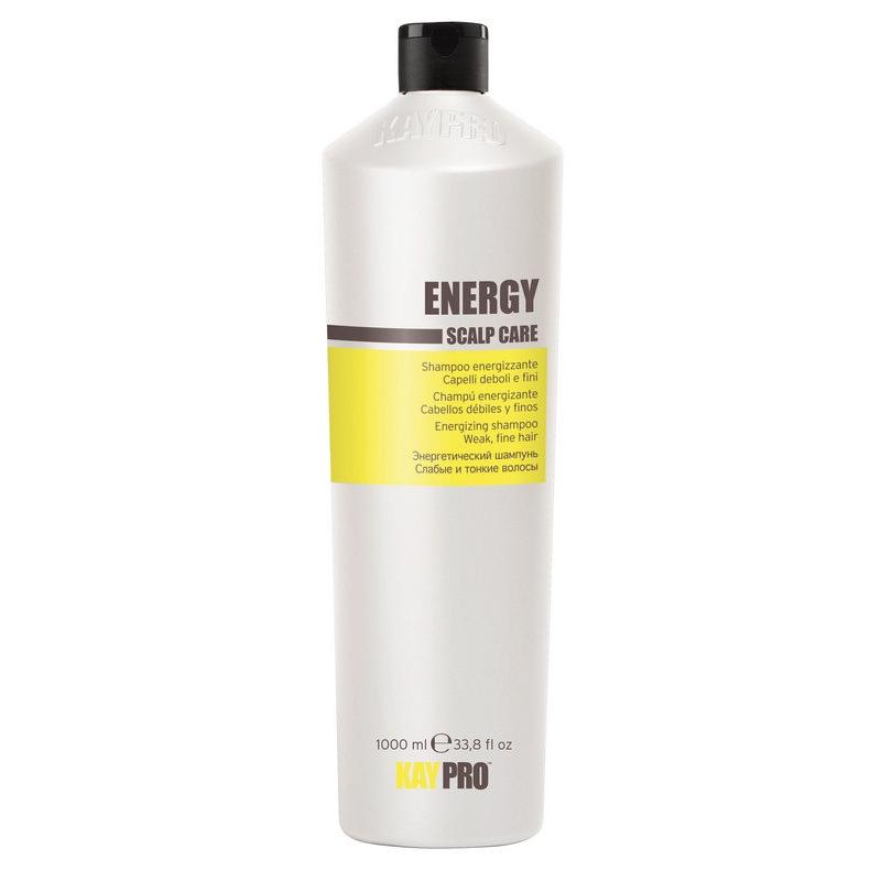 KAYPRO Шампунь Energy Против Выпадения, 1000 мл kaypro шампунь и гель для душа с кокосом для частого использования 1000 мл