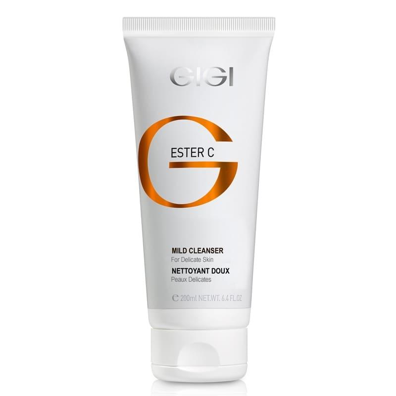 GIGI Гель EsC Mild Cleanser очищающий мягкий, 200 мл пептидный очищающий гель 200 мл gigi nutripeptide