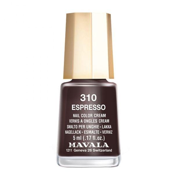 Mavala Лак Espresso 9091310 для Ногтей Эспрессо, 5 мл