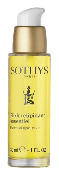 Sothys Эссенциальный Эликсир Essential Lipid Elixir для Мгновенного Восстановления Функций, 30 мл