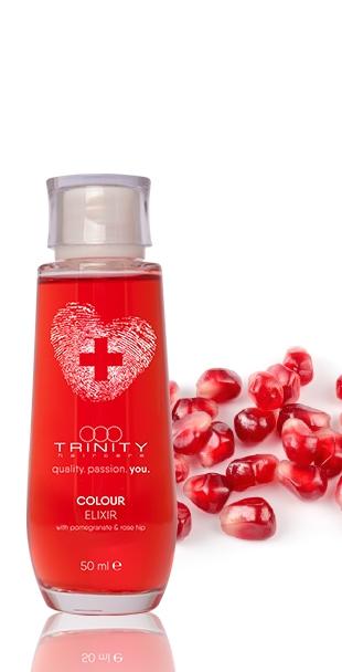 Trinity Hair Care Эликсир для Окрашенных Волос Essentials Colour Elixir, 50 мл цена