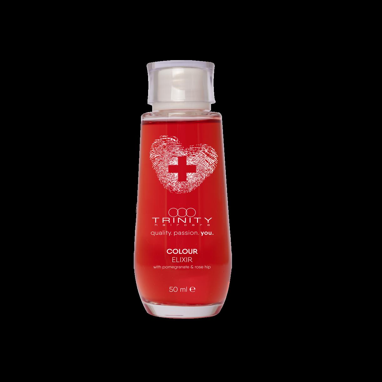 Trinity Hair Care Эликсир Essentials Colour Elixir для Окрашенных Волос, 50 мл эликсир для волос beauty elixir for your hair эликсир 50мл