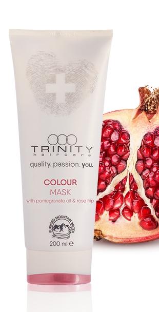 Trinity Hair Care Маска для Окрашенных Волос Essentials Colour Mask, 200 мл