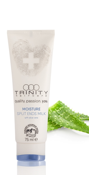 Trinity Hair Care Крем для Секущихся Кончиков Essentials Moisture Split Ends Milk, 75 мл