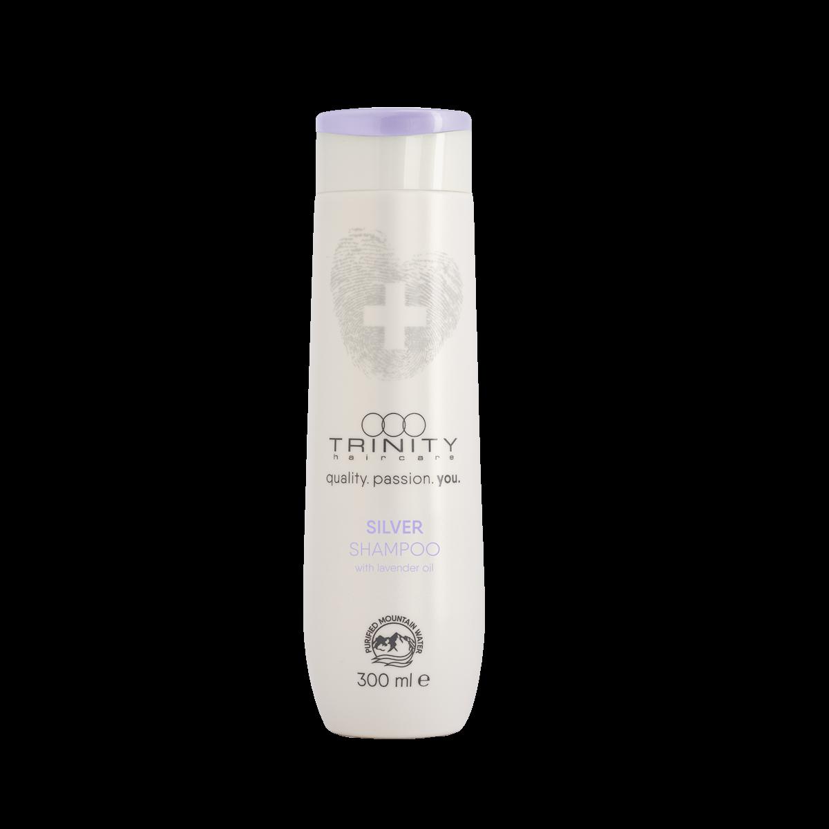 Trinity Hair Care Шампунь Essentials Silver Reflex Shampoo Оттеночный Серебряный, 300 мл