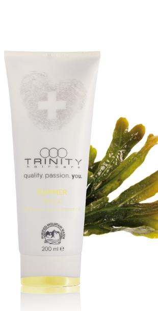 Trinity Hair Care Маска с УФ Фильтром Essentials Summer Mask, 200 мл
