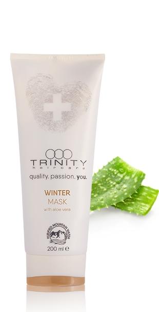 Trinity Hair Care Маска для Волос Зимняя Essentials Winter Mask, 200 мл
