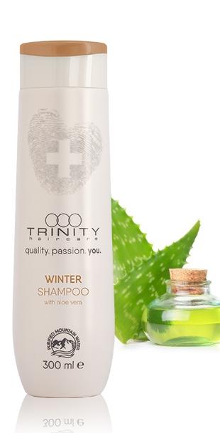 Trinity Hair Care Шампунь для Волос Зимний Essentials Winter Shampoo, 300 мл
