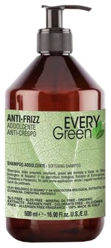 Dikson Шампунь Every Green Anti-Frizz Softening Shampoo для Вьющихся Волос, 500 мл
