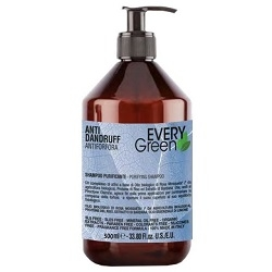 Dikson Шампунь Every Green Anti Dandruff Shampoo Purificante от Перхоти, 500 мл