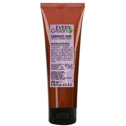 Dikson Маска Every Green Damaged Hair Mashera Rigenerante для Поврежденных Волос, 250 мл dikson every green dry hair mashera nutriente маска для сухих волос 250 мл