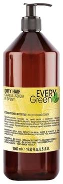 Dikson Кондиционер Every Green Dry Hair Condizionante Nutriente для Сухих Волос, 1000 мл dikson every green dry hair mashera nutriente маска для сухих волос 250 мл