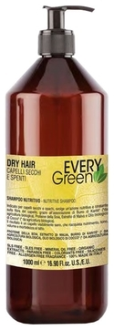 Dikson Шампунь Every Green Dry Hair Nutritive Shampoo для Сухих Волос, 1000 мл