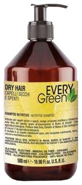 Dikson Шампунь Every Green Dry Hair Nutritive Shampoo для Сухих Волос, 500 мл