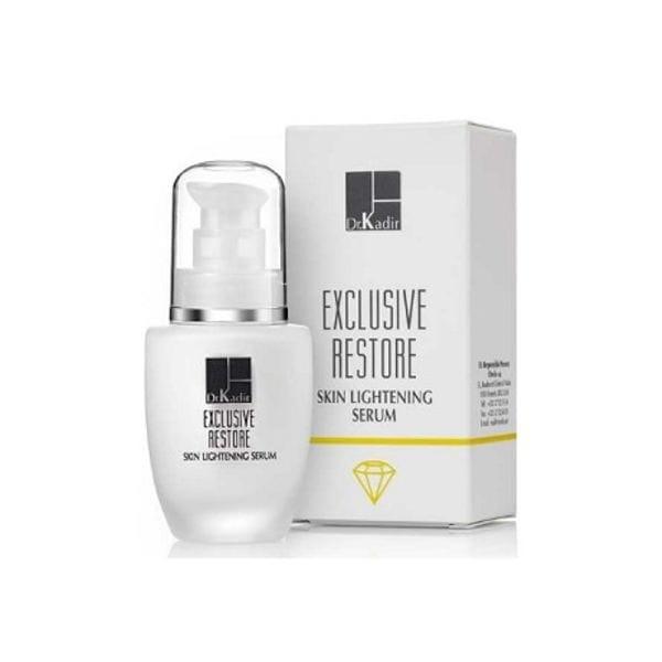 Dr.Kadir Сыворотка Осветляющая с Арбутином Exclusive Restore Skin Lightening Serum, 30 мл