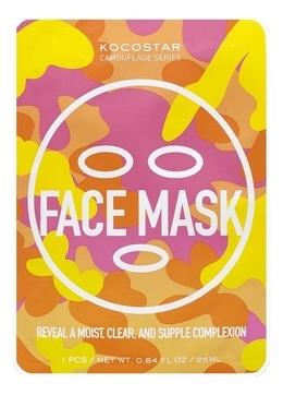 Kocostar Маска Face Mask для Лица с Лифтинг Эффектом, 25 мл