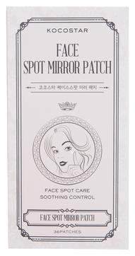 Kocostar Патчи Face Spot Mirror Patch Волшебные от Прыщей и Воспалений на Лице, 36 патчей мед от шелушения кожи на лице