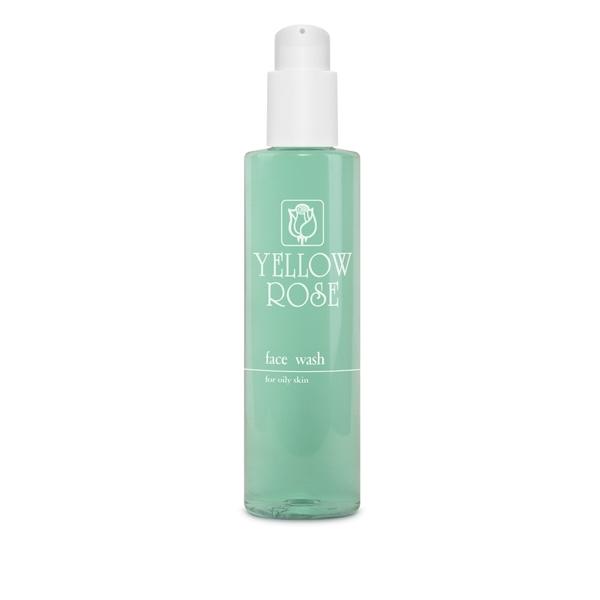 цена на Yellow Rose Гель FaceWash for Oily Skin Очищающий для Жирной Кожи, 200 мл