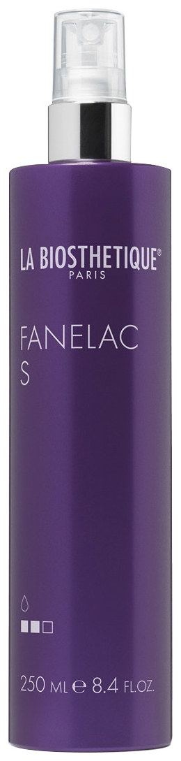 La Biosthetique Неаэрозольный лак для волос  очень сильной фиксации Fanelac S, 250 мл