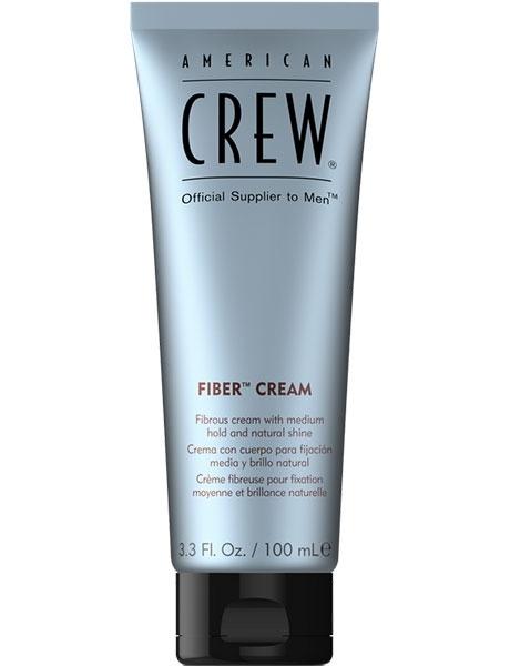 American Crew Крем Средней Фиксации Fiber Cream, 100 мл недорого