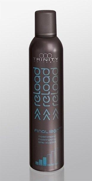Trinity Hair Care Лак Сильной Фиксации Finalizer MD Modelling Spray, 500 мл trinity hair care лак для волос подиумный экстра сильной фиксации stage staff hairspray 500 мл