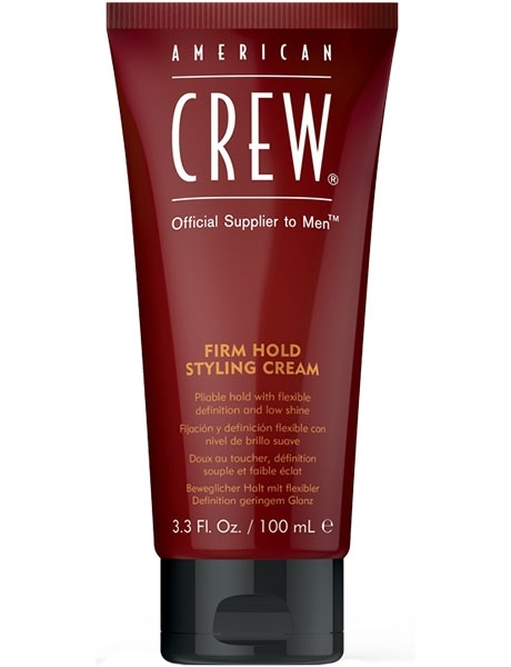 цена на American Crew Крем Сильной Фиксации Firm Hold Styling Cream, 100 мл