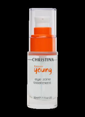 Christina Гель Forever Young Eye Zone Treatment для Кожи Вокруг Глаз, 30 мл