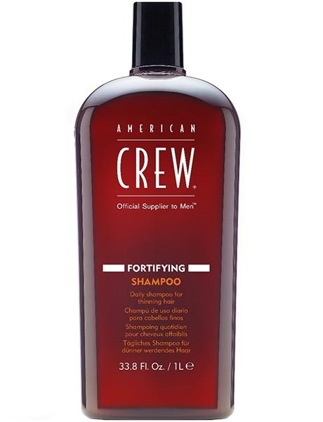 American Crew Шампунь Укрепляющий для Тонких Волос Fortifying Shampoo, 1000 мл
