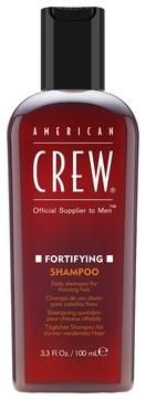 American Crew Шампунь Укрепляющий для Тонких Волос Fortifying Shampoo, 100 мл