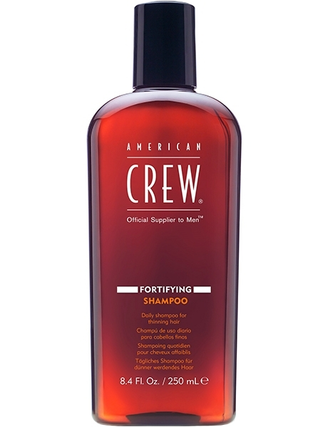 American Crew Шампунь Укрепляющий для Тонких Волос Fortifying Shampoo, 250 мл