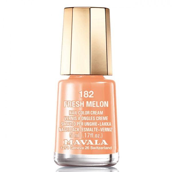 Mavala Лак Fresh Melon 9091182 для Ногтей Свежая Дыня, 5 мл