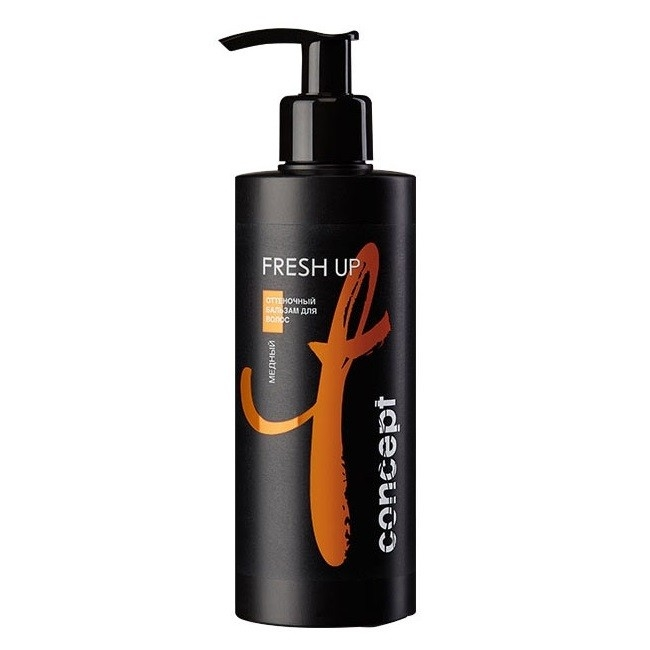Concept Бальзам Fresh Up Оттеночный для Медных Оттенков Волос, 250 мл бальзам для волос concept concept co066lwujp57
