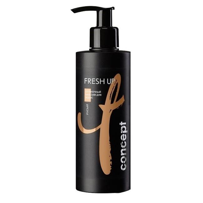 Concept Бальзам Fresh Up Оттеночный для Русых Оттенков Волос, 250 мл бальзам для волос concept concept co066lwujp57