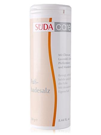 SUDA Соль Fuβbadesalz для Ножных Ванн, 2500 мл ароматическая соль для ванн canaan ароматическая соль для ванн