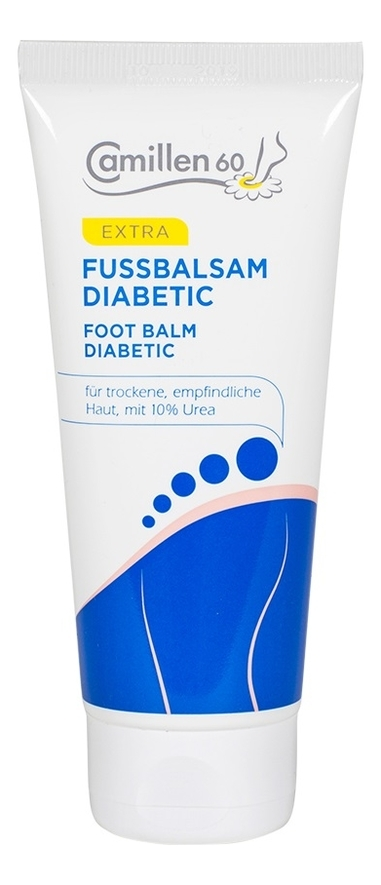 Camillen 60 Бальзам для Ног Fussbalsam, 100 мл
