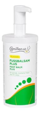 Camillen 60 Бальзам для Ног Мягкий, Fussbalsam Plus (5% Мочевины), 450 мл