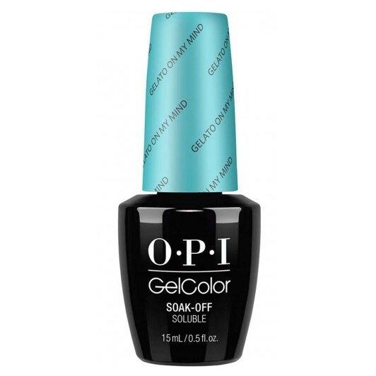 OPI Гель GC103A Pastel Gargantuan Green Garpe для Ногтей Колор, 15 мл