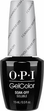 Фото - OPI Гель GCV32A  I Cannoli Wear OPI для Ногтей Колор, 15 мл opi гель gcn56a she s a bad muffuletta для ногтей колор 15 мл