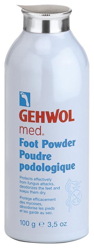 GEHWOL Пудра Gehwol med, 100 мл