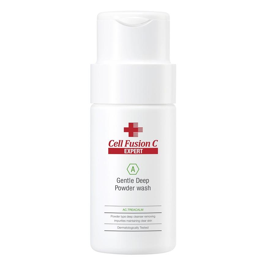 цена на Cell Fusion C Средство Gentle Deep Powder Wash для Глубокого Очищения, 70г