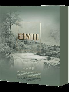 ESTEL Набор Genwood Care, 550 мл estel набор genwoos care шампунь 250 мл пена 150 мл гель 50 мл крем 100 мл estel genwood