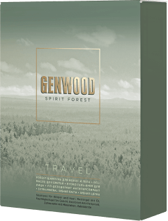 ESTEL Набор Genwood Travel, 335 мл недорого
