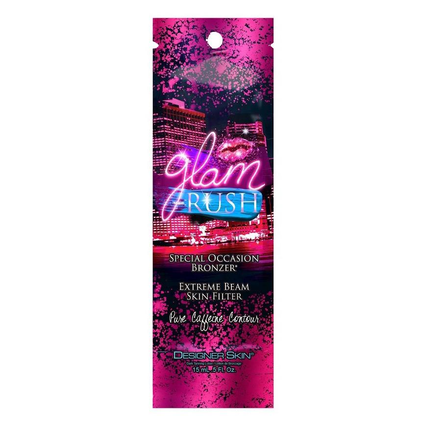 Designer Skin Тонизирующий Лосьон с Мощным Бронзирующим Комплексом Повышенной Стойкости Glam Rush,15 мл