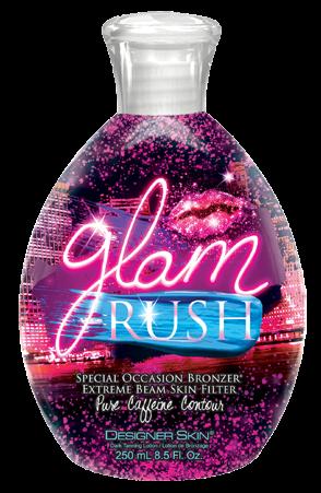 Designer Skin Тонизирующий Лосьон с Мощным Бронзирующим Комплексом Повышенной Стойкости Glam Rush, 250 мл