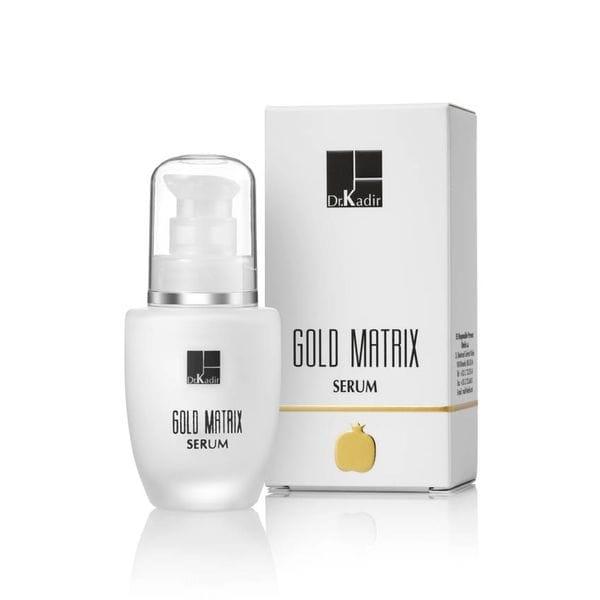 Dr.Kadir Сыворотка Золотая Матрица Gold Matrix Serum, 30 мл