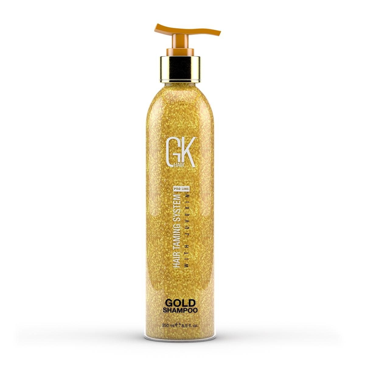 Global Keratin Золотой Шампунь Gold Shampoo, 250 мл